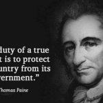 Now Is The Time To Speak The Ideas of Liberty With Conviction