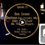 """Ben Swann Destroys Fact-checkers Who Didn't """"Fact Check"""" His """"Flagged"""" Reports"""