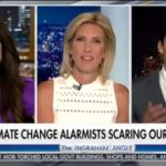 Anomaly On Television Dropping Facts About Climate Protests!