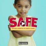 """Government uses kids and blatantly lies in ads to mislead that """"Vaccines""""are safe"""