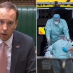 Matt Hancock calling urgent review into 'over exaggerated' coronavirus death toll