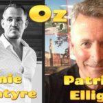 Patrick Elliget and Jamie McIntyre interview Charlie Ward from Australia
