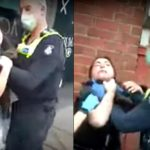 Melbourne police abuse innocents. What has happened to our democratic country?
