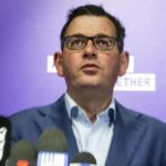 Nathan Buckley and a Victorian law firm threaten to sue Premier Dan Andrews