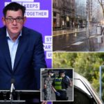 Premier Daniel Andrews says Victoria's State of Emergency will be extended to 18 MONTHS and strict lockdown will continue in September after another 15 coronavirus deaths overnight