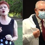 'I won't be having it': Pauline Hanson says she will refuse to take a coronavirus vaccine and accuses the government of inflating COVID death numbers to scare people