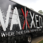 The Australian National Review stands behind the Vaxxed bus's rights to inform Australians about the death and injuries caused to so many young Australian   children and the Government attempts to stop them is appalling abuse of human rights