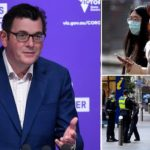 Victorian Police caught yet again abusing their power and violently attacking Victorians - Dan Andrews must flee