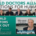 WORLD DOCTORS ALLIANCE Hearing #1 in Berlin, Germany