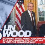 BOMBSHELL VOTER FRAUD REVEALED!!! | Lin Wood Exposes Voter Fraud