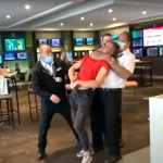 Melbourne teenager is choked unconscious and thrown to the floor like a rag doll by hotel security for not wearing a mask