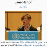 If you've been wondering why Australia keeps being first with New World revelations and developments: One name Jane Halton