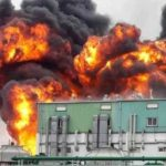 Worlds second largest hydroxychloroquine plant in Taiwan blows up