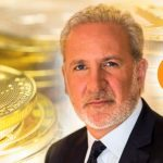 The son of 'gold bug' and bitcoin critic Peter Schiff moved 100% of his portfolio into the cryptocurrency