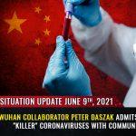 "Wuhan collaborator Peter Daszak admits to developing ""killer"" coronaviruses with communist Chinese"