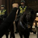 People who've been Peacefully and Safely Attending Protests have been Chased down by Police